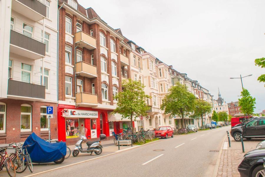 Barkauer Straße Kiel